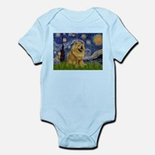 Starry / Chow #! Infant Bodysuit