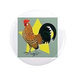 Dutch Bantam Cock 3.5