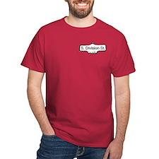 S. Division St. T-Shirt