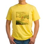 robin Yellow T-Shirt
