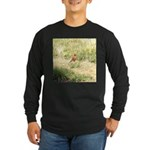 robin Long Sleeve Dark T-Shirt