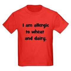 Allergic to Wheat & Dairy - B T
