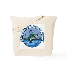 GRANDDADDY'S FISHING BUDDY! Tote Bag