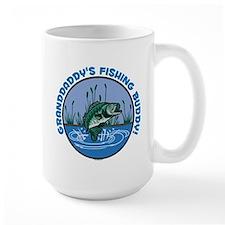 GRANDDADDY'S FISHING BUDDY! Mug