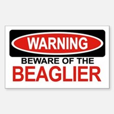 BEAGLIER Rectangle Decal