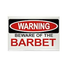 BARBET Rectangle Magnet