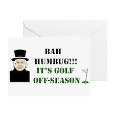 Bah Humbug - Greeting Card
