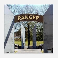 RANGER MEMORIAL DAY TILE COASTER