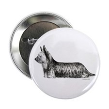 "Skye Terrier 2.25"" Button (10 pack)"