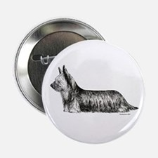 "Skye Terrier 2.25"" Button"