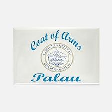 Coat of Arms Palau Rectangle Magnet