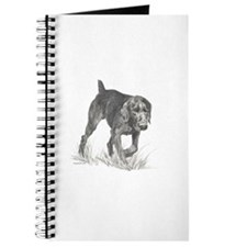 German Wire Hair Pointer Journal