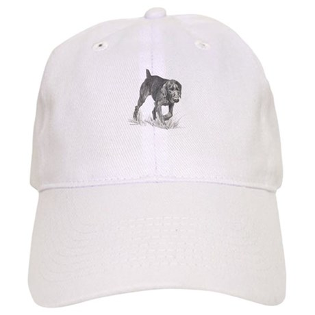 German Wire Hair Pointer Cap