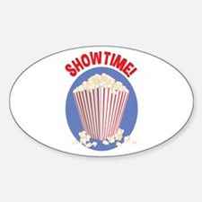 Showtime Decal