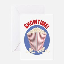 Showtime Greeting Cards