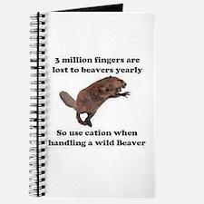 beaver humor gifts Journal