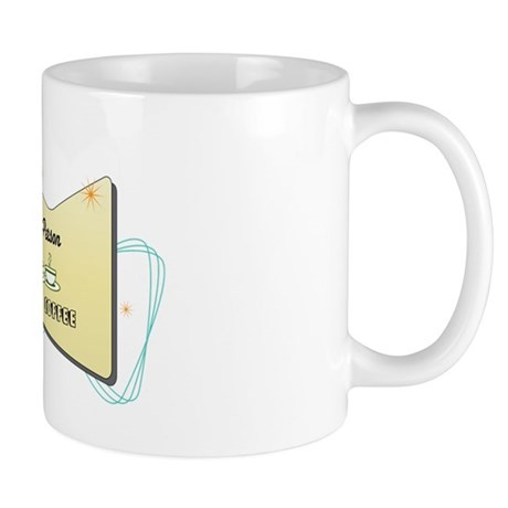 Instant Telephone Person Mug