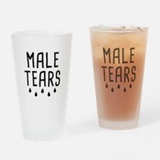 Male Tears Drinking Glass