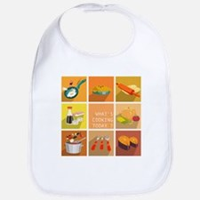 what's cooking today Bib