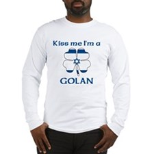 Golan Family Long Sleeve T-Shirt