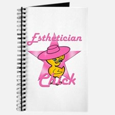 Esthetician Chick #8 Journal