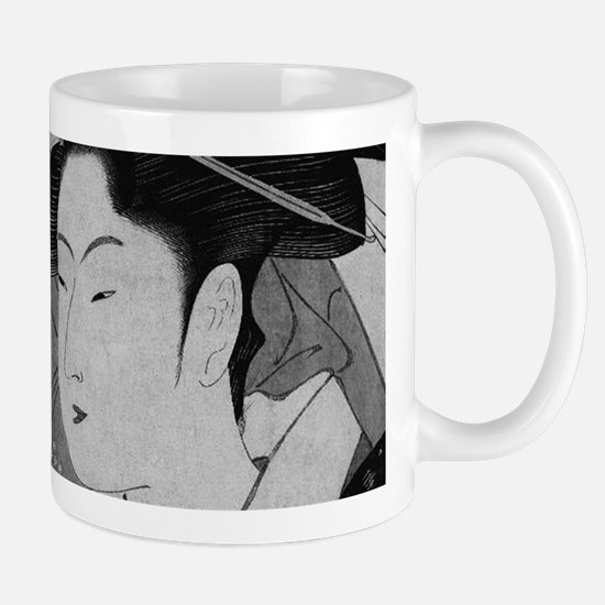 Vintage Japanese Women Mugs