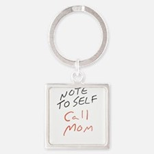 Note To Self Keychains