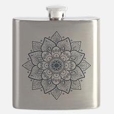 Cool Ornate Flask