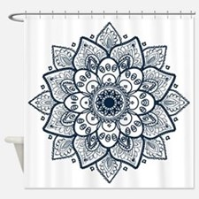 Cute Mandalas Shower Curtain