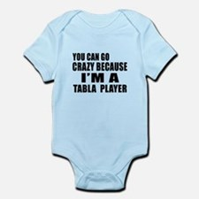 I Am Tabla Player Infant Bodysuit