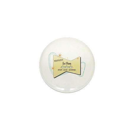 Instant Taxi Driver Mini Button