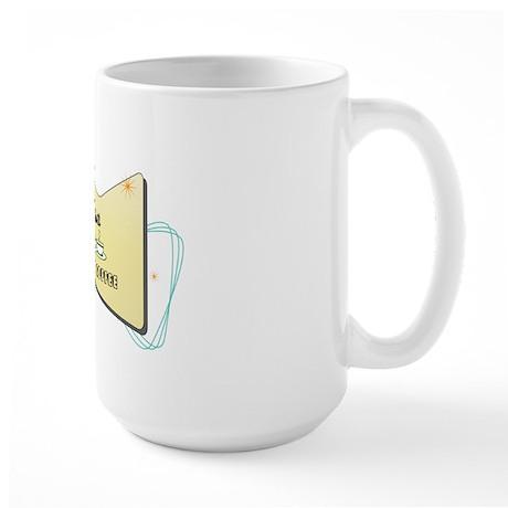 Instant Taxi Driver Large Mug