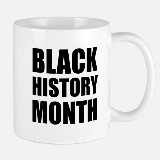 Black History Month Mugs