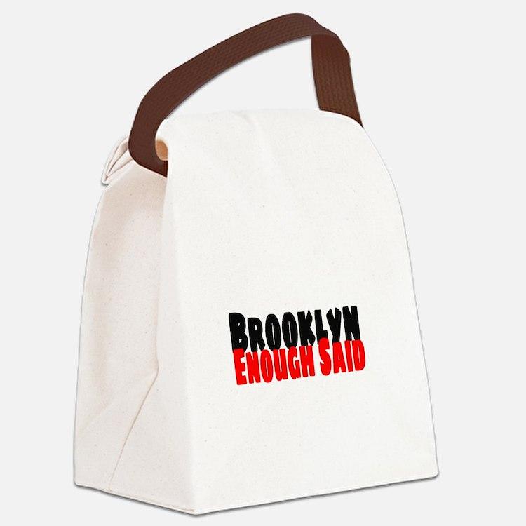 Brooklyn Canvas Lunch Bag