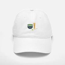 Matcha Green Tea Set Baseball Baseball Baseball Cap