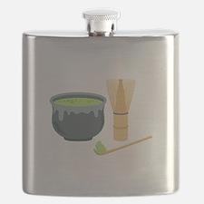 Matcha Green Tea Set Flask