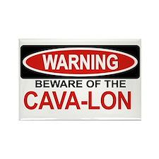 CAVA-LON Rectangle Magnet