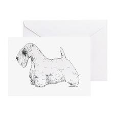 Sealyham Terrier Greeting Card