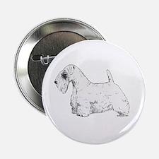 """Sealyham Terrier 2.25"""" Button"""