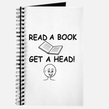 READ A BOOK GET A HEAD! Journal