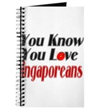You Know You Love Singaporean Journal