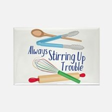 Stirring Up Trouble Magnets