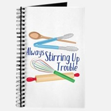 Stirring Up Trouble Journal
