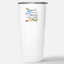 Stirring Up Trouble Travel Mug
