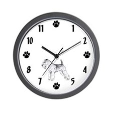 Lakeland Terrier Wall Clock