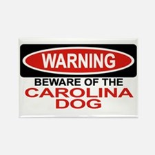 CAROLINA DOG Rectangle Magnet