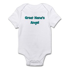 greatnanasangel Body Suit
