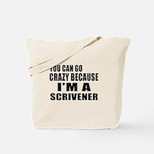 I Am Scrivener Tote Bag