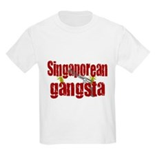 Singaporean Gangsta T-Shirt
