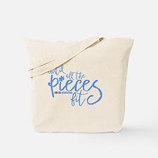 Funny Autism Tote Bag
